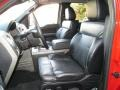 Black Front Seat Photo for 2005 Ford F150 #74081243