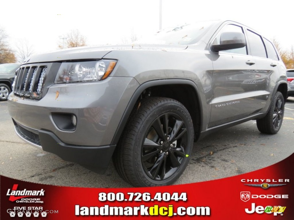 2013 mineral gray metallic jeep grand cherokee altitude 74039572 car color. Black Bedroom Furniture Sets. Home Design Ideas