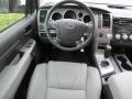 Graphite 2013 Toyota Tundra CrewMax 4x4 Dashboard