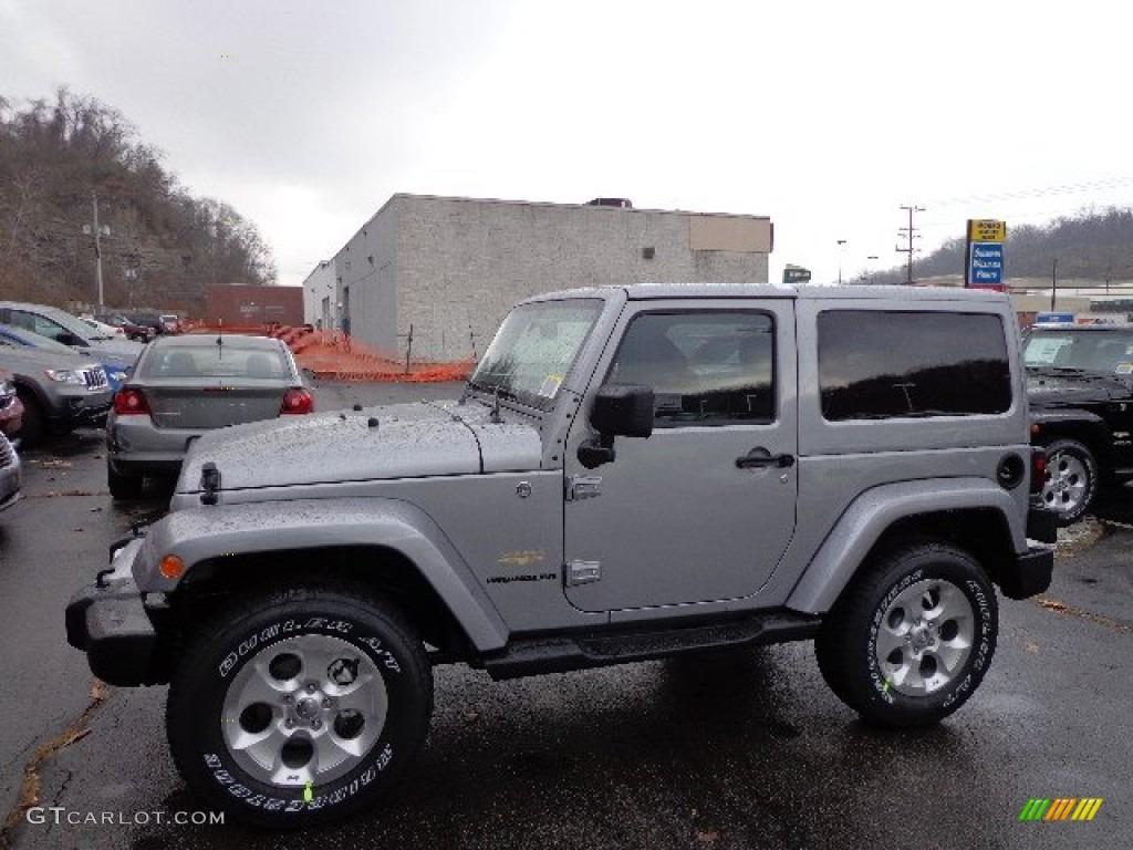 2013 billet silver metallic jeep wrangler sahara 4x4 #74039814
