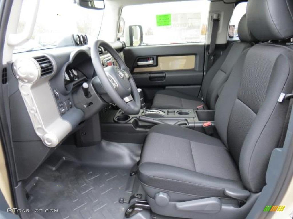 2013 Toyota Fj Cruiser 4wd Interior Photo 74093333