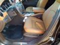 Front Seat of 2013 Enclave Premium