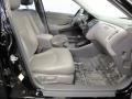 Nighthawk Black Pearl - Accord EX V6 Sedan Photo No. 9
