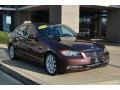 Barrique Red Metallic 2007 BMW 3 Series Gallery