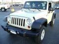 2012 Sahara Tan Jeep Wrangler Sport 4x4  photo #1