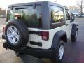 2012 Sahara Tan Jeep Wrangler Sport 4x4  photo #4