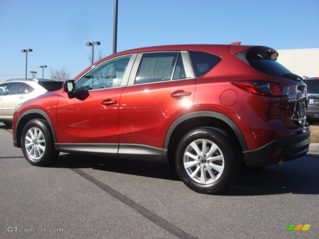 2013 zeal red mica mazda cx 5 touring 74095451 photo 4 car color galleries. Black Bedroom Furniture Sets. Home Design Ideas