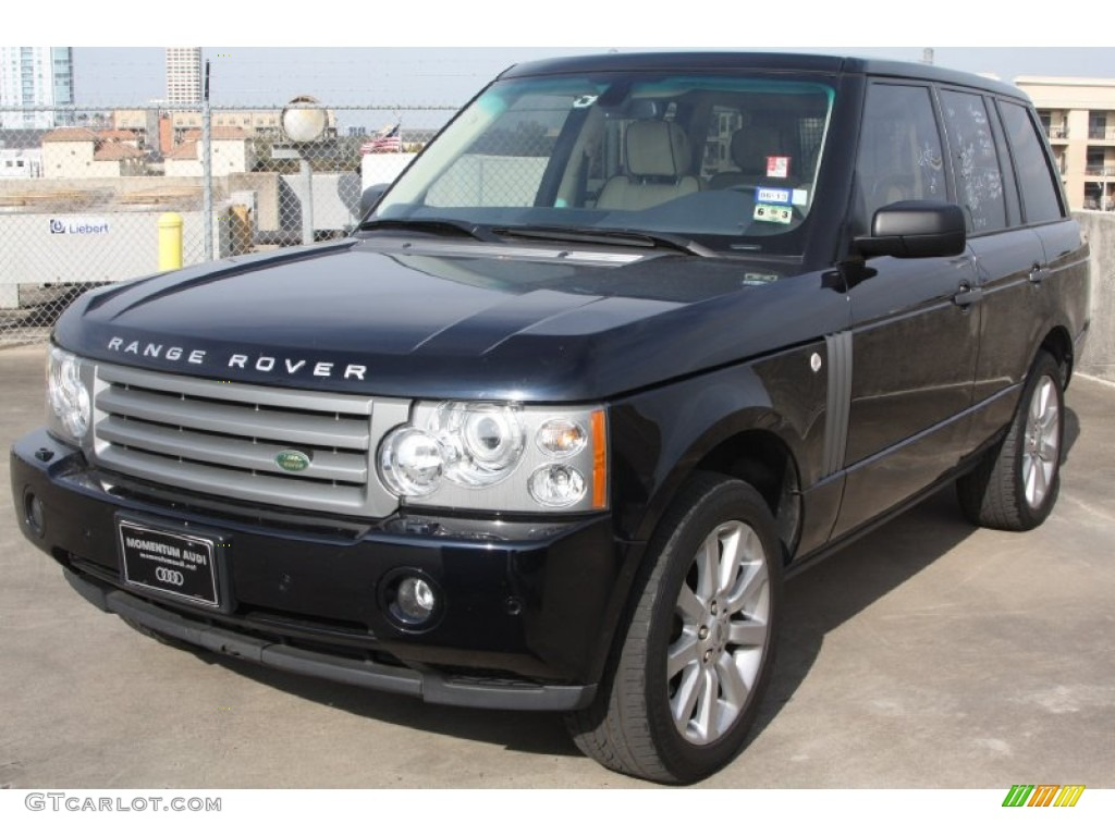 2009 land rover range rover hse exterior photos. Black Bedroom Furniture Sets. Home Design Ideas