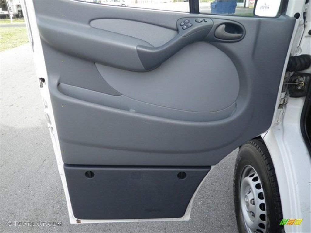 2005 Dodge Sprinter Van 2500 High Roof Cargo Door Panel Photos