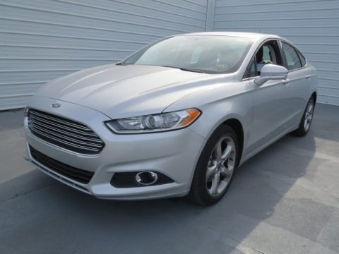 2013 Ford Fusion SE 1.6 EcoBoost Data, Info and Specs