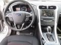 SE Appearance Package Charcoal Black/Red Stitching Dashboard Photo for 2013 Ford Fusion #74132977