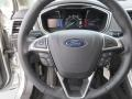 SE Appearance Package Charcoal Black/Red Stitching Steering Wheel Photo for 2013 Ford Fusion #74133088