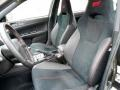 STi Black Alcantara/Carbon Black Front Seat Photo for 2013 Subaru Impreza #74151917