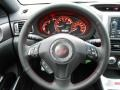 STi Black Alcantara/Carbon Black Steering Wheel Photo for 2013 Subaru Impreza #74151946