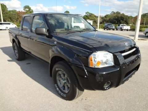 2004 nissan frontier xe v6 crew cab data info and specs. Black Bedroom Furniture Sets. Home Design Ideas
