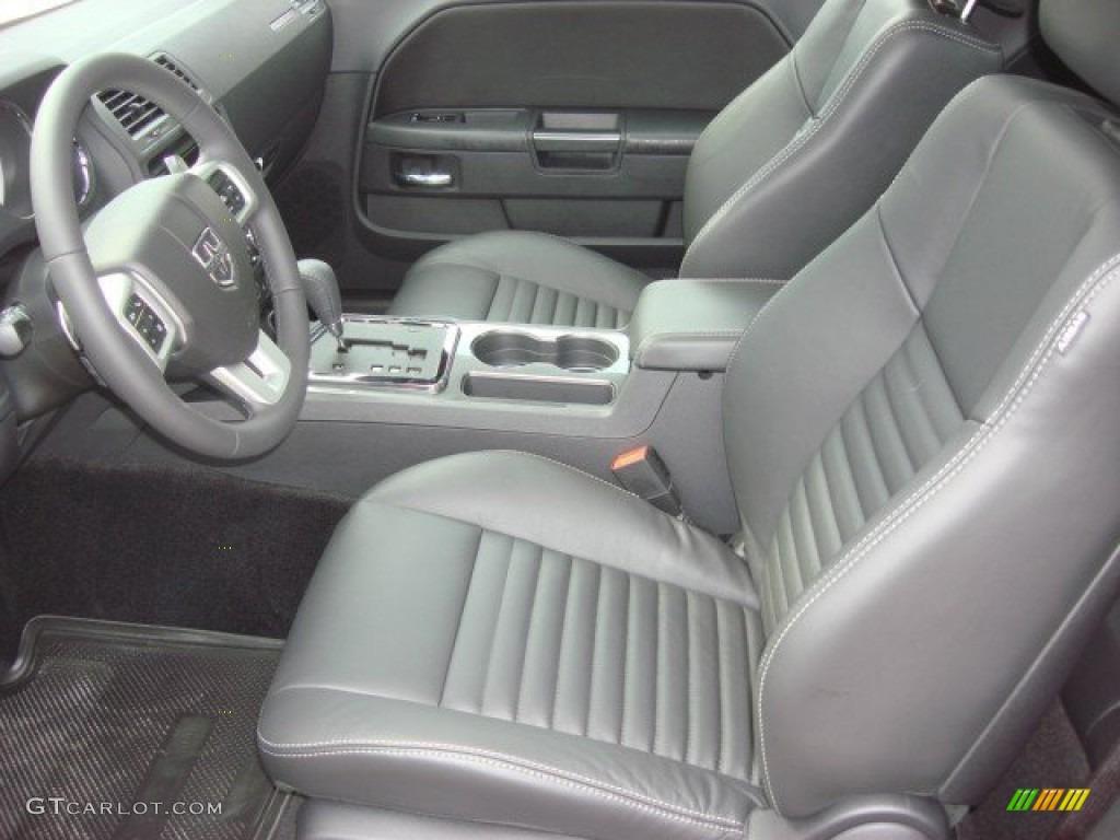 2013 Challenger SXT Plus - Redline 3-Coat Pearl / Dark Slate Gray photo #7