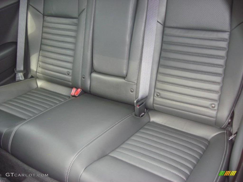 2013 Challenger SXT Plus - Redline 3-Coat Pearl / Dark Slate Gray photo #8