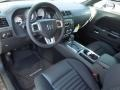 Dark Slate Gray Prime Interior Photo for 2013 Dodge Challenger #74167165