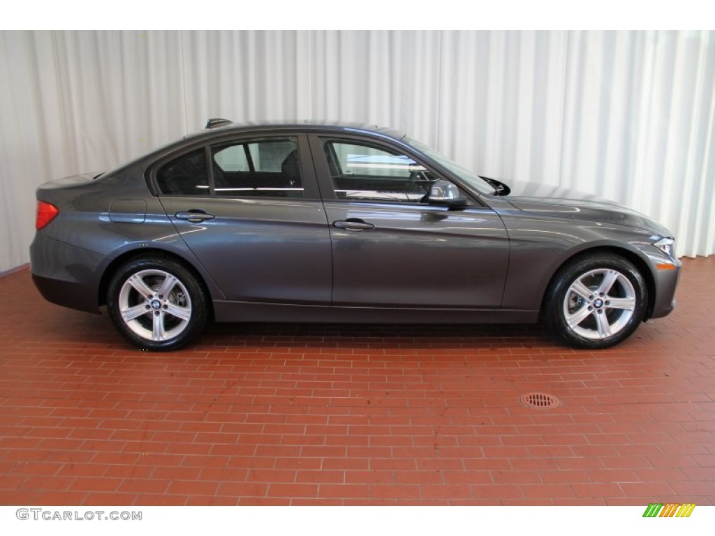 mineral grey metallic 2013 bmw 3 series 328i xdrive sedan. Black Bedroom Furniture Sets. Home Design Ideas