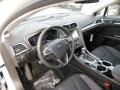 Charcoal Black Interior Photo for 2013 Ford Fusion #74183422