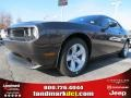 2013 Granite Crystal Metallic Dodge Challenger SXT  photo #1