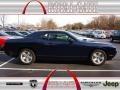 2013 Jazz Blue Pearl Dodge Challenger SXT  photo #1