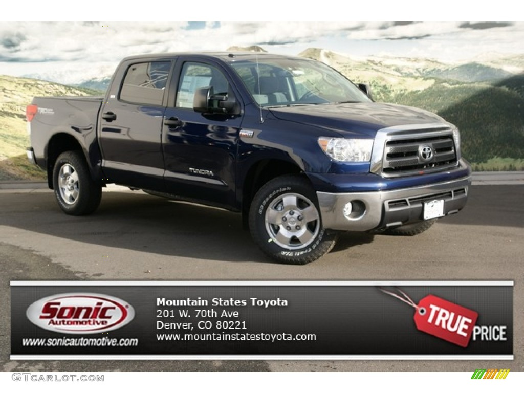2013 tundra tss crewmax 4x4 super white graphite photo 1 for Queen city motors cumberland