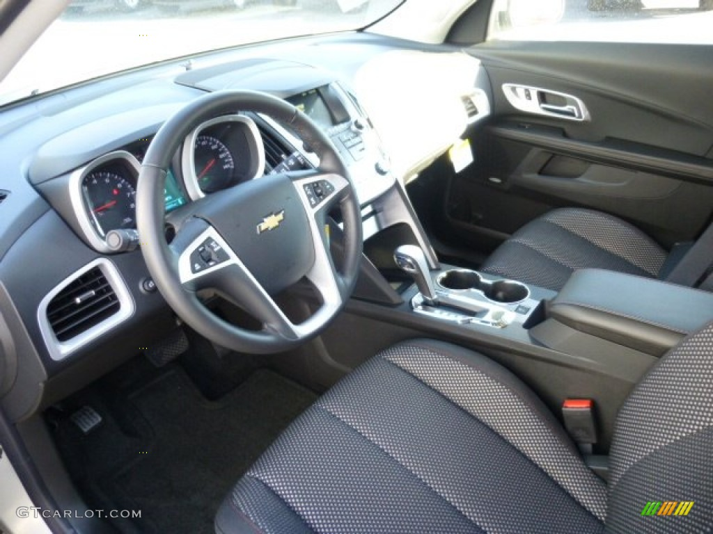 jet black interior 2013 chevrolet equinox lt awd photo 74198326. Black Bedroom Furniture Sets. Home Design Ideas