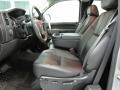 Ebony Front Seat Photo for 2013 Chevrolet Silverado 1500 #74206513