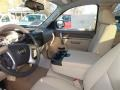 2013 Mocha Steel Metallic Chevrolet Silverado 1500 LT Extended Cab 4x4  photo #5