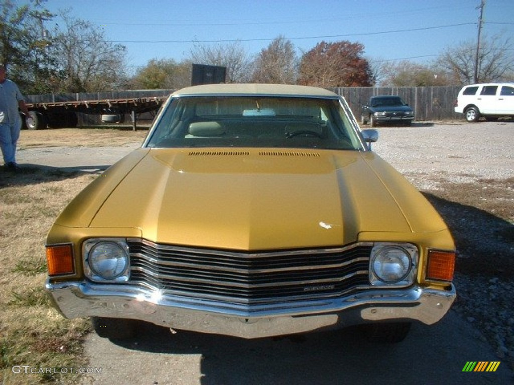 1972 placer gold chevrolet chevelle malibu coupe 74217812 for Placer motors used cars