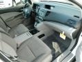 2013 White Diamond Pearl Honda CR-V LX  photo #17