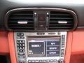 2007 Porsche 911 Black/Terracotta Interior Controls Photo