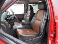 Morocco Brown/Ebony 2008 GMC Sierra 1500 Interiors