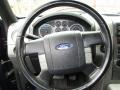 Black Steering Wheel Photo for 2005 Ford F150 #74241101
