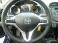 Sport Black Steering Wheel Photo for 2013 Honda Fit #74242032