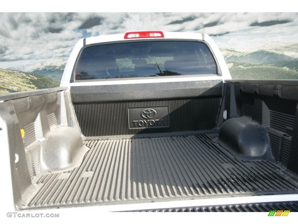 2013 Tundra TRD Rock Warrior CrewMax 4x4 - Super White / Black photo #8