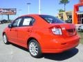 Vivid Red - SX4 Sport Sedan Photo No. 5