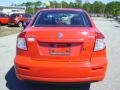 Vivid Red - SX4 Sport Sedan Photo No. 6
