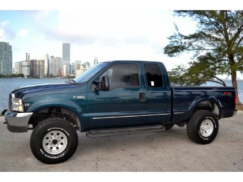 1999 Ford F350 Super Duty Lariat SuperCab 4x4 Data, Info and Specs