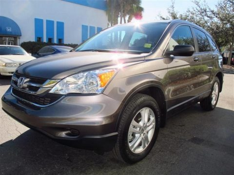 2010 Honda CR-V EX Data, Info and Specs
