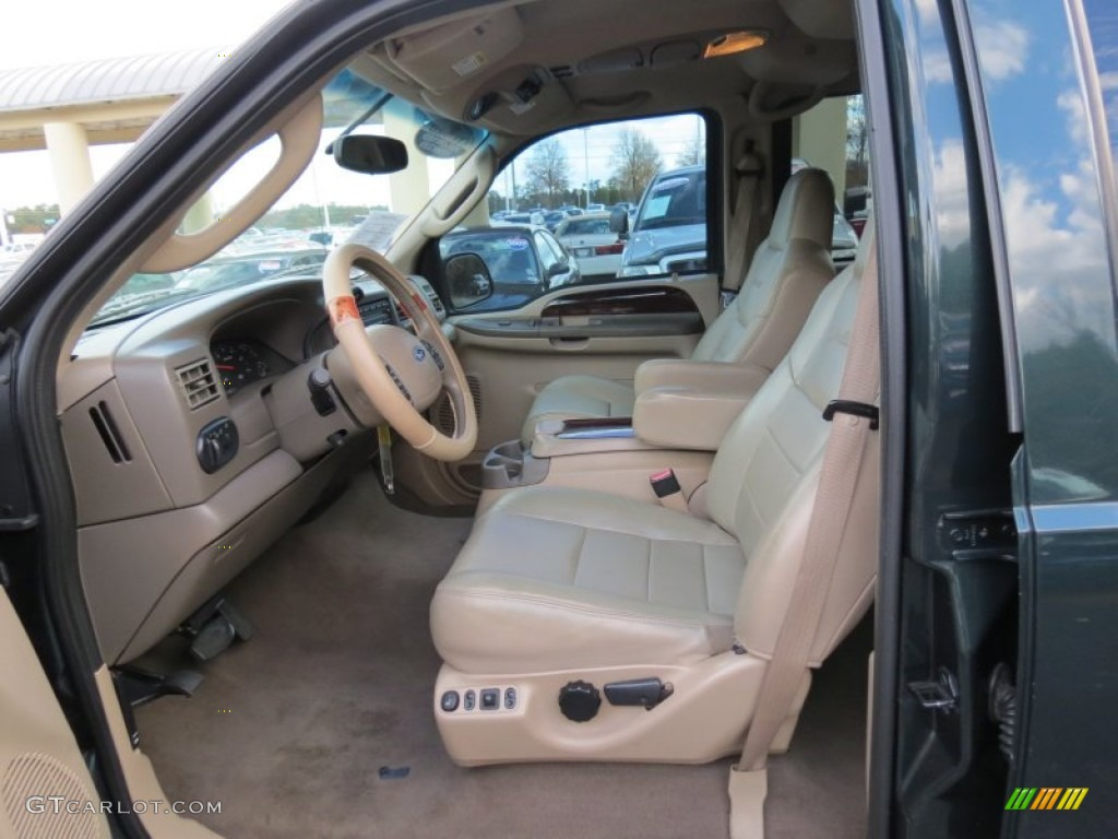 2003 Ford Excursion Limited Interior Photo 74256912