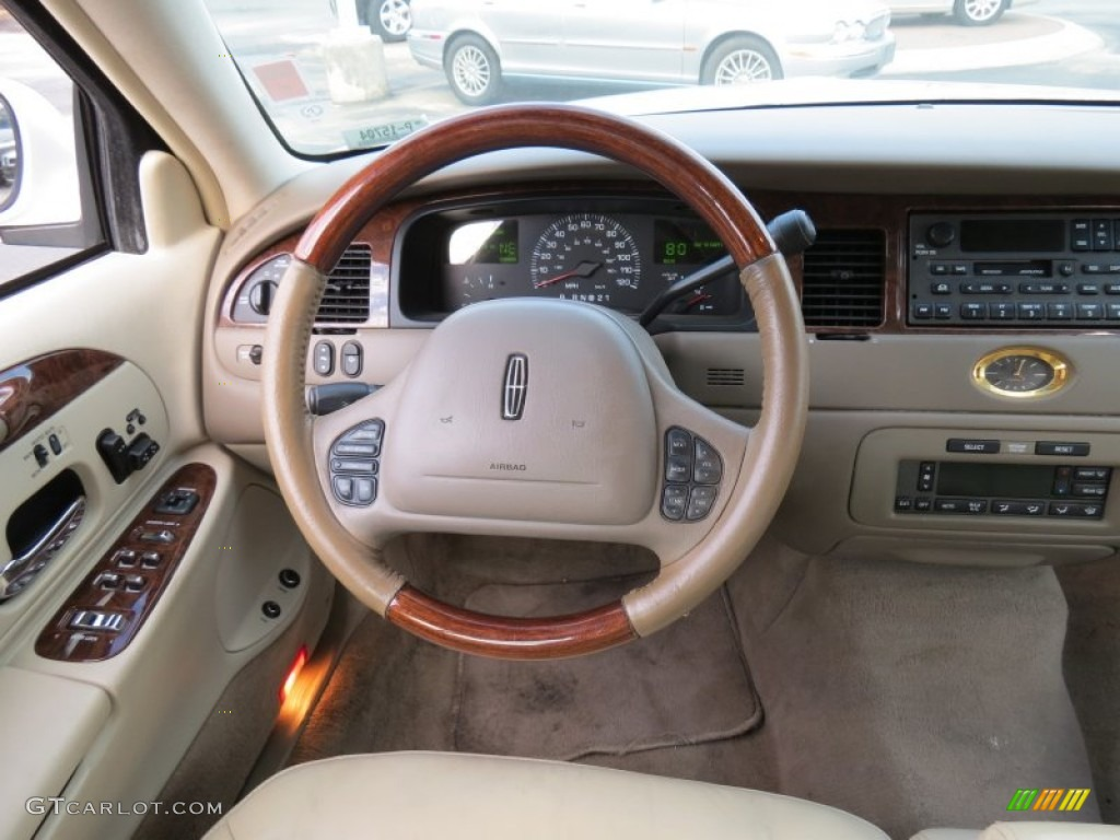 2002 lincoln town car cartier steering wheel photos. Black Bedroom Furniture Sets. Home Design Ideas