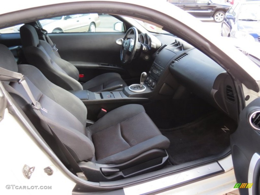 2005 nissan 350z coupe interior photos. Black Bedroom Furniture Sets. Home Design Ideas