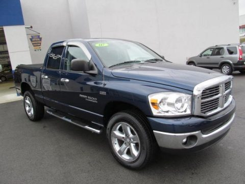 2007 dodge ram 1500 thunder road quad cab 4x4 data info. Black Bedroom Furniture Sets. Home Design Ideas