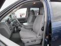 Medium Slate Gray 2007 Dodge Ram 1500 Interiors