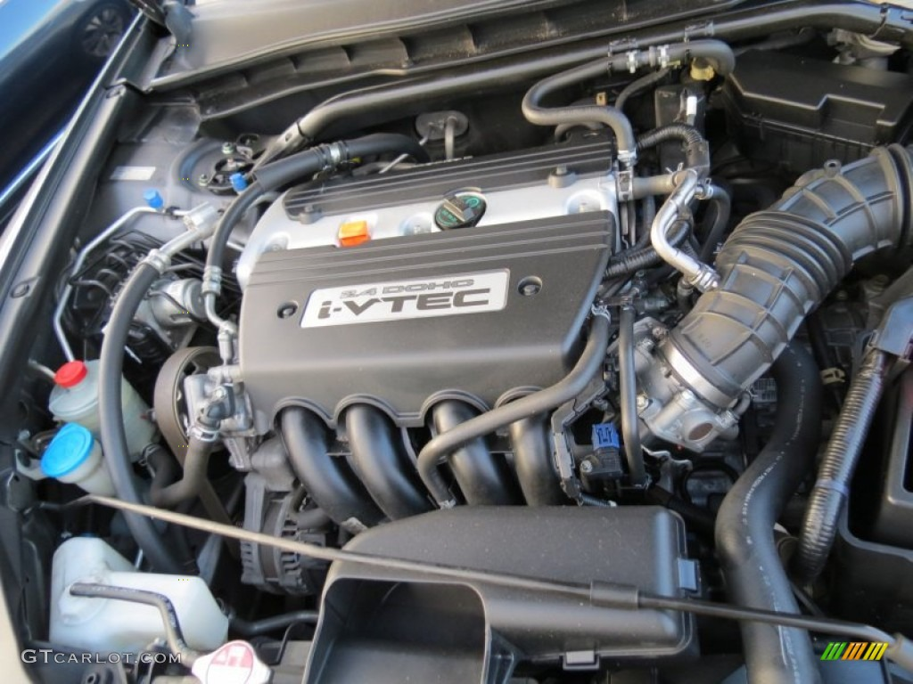 2008 Honda Accord Ex Coupe 2 4 Liter Dohc 16 Valve I Vtec 4 Cylinder Engine Photo 74269507