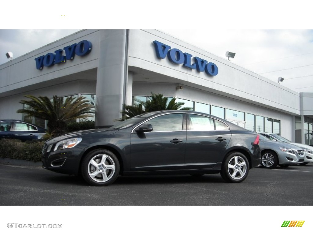 Volvo s60 savile grey metallic images - Saville Grey Metallic Volvo S60