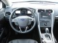 Charcoal Black Dashboard Photo for 2013 Ford Fusion #74274808