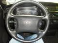 Mist Gray Steering Wheel Photo for 2001 Dodge Ram 2500 #74275822